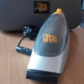 [VERY GOOD CONDITION] JCB 12v Handheld Wet and Dry portable Car / Van Vacuum Cleaner