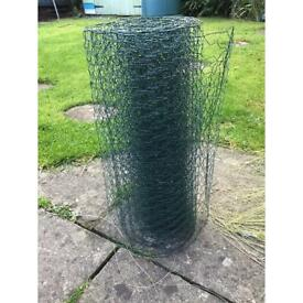 Wire mesh for garden or DIY project - 10m