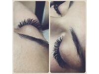 Eyelashes , nails extensions , waxing