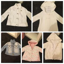 Baby coat bundle