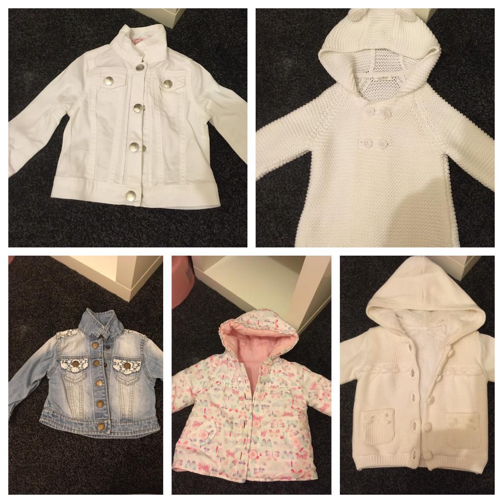 Baby coat bundle