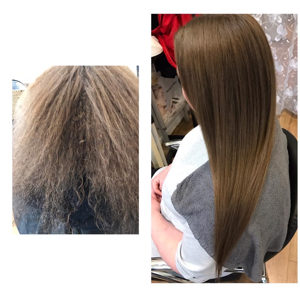 Straight perm edinburgh - Glasgow Yuko Rebonding Permanent Hair Straightening Better Than Brazilian Blow Dry