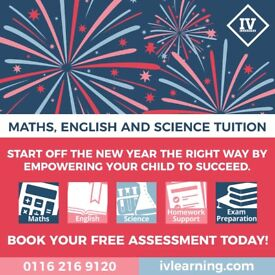 Maths, English and Science Tuition | Leicester | Maths, English and Science Tutor