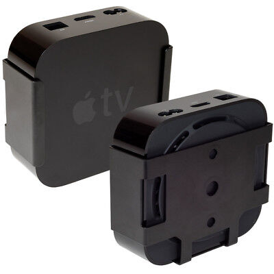 HIDEit ATV4K Mount - Wall Mount for Apple TV 4K - Made in the USA