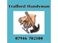 NOW AVAILABLE..... Multiskilled Manchester Trafford Handyman 4u for all household repairs