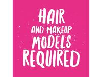 FREE MAKEUP OPPORTUNITY - 1 LUCKY LADY CAN BE A MODEL FOR THE DAY WITH A FREE PHOTOSHOOT