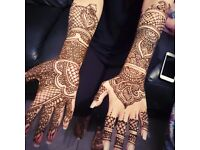 Mehndi / Henna Artist for Bridal & Party!