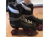 size 6 ventro pro skates great condition