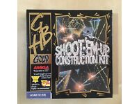 Shoot em-up Construction Kit for Atari ST
