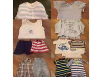 Baby Boy 6-9 Month Old Clothes Bundle