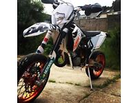 Ktm 125 sx road legal not cr yz rm kx
