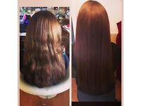 Mobile hair extensions first 3 clients get £15 knocked off advertised price