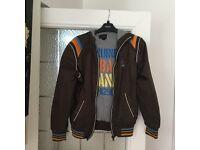 Next brown jacket