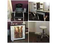 Salon / barber stuff for sale