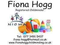 Registered Childminder Portstewart