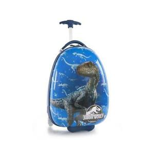 Heys Jurassic World Carry on Luggage for Kids 18 Inch