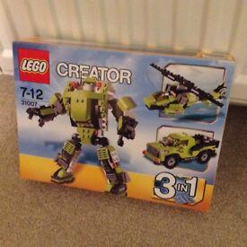 Lego creator 31007 unopened