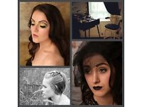 Freelance Makeup Artist and Hair stylist specialising in special effects also.