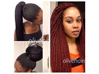 Braid, senegalesetwist, box braids, Brazillian knots, cornrows, breadless weaves, crochetbraids, box