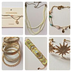 Bundle of jewellery in excellent condition please check all photos