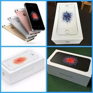 Brand New iPhone SE And Mint/Like New 5S/ 5C Factory Unlocked/WIND/Mobilicity/Rogers/Bell/Telus/Fido/Koodo/International