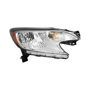 2014-2016 Nissan Versa Hatchback Headlight Passenger Side Sr Model High Quality Canada Preview
