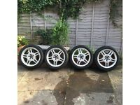 Mercedes C32 AMG , in good condition, tyres 90% good