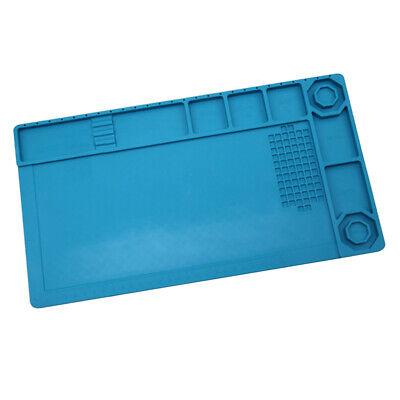 Heat Insulation Repair Mat Silicone Anti Static Pad Soldering Iron Station
