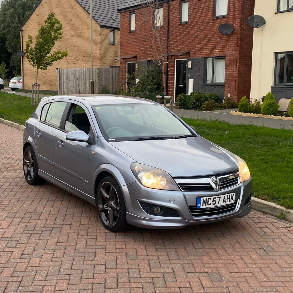 2007 Vauxhall Astra 1.8 SRI XP | in Leicester ...