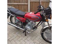 BETTER 125cc Motorbike