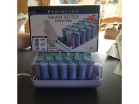 Remington Smart Setter heated rollers