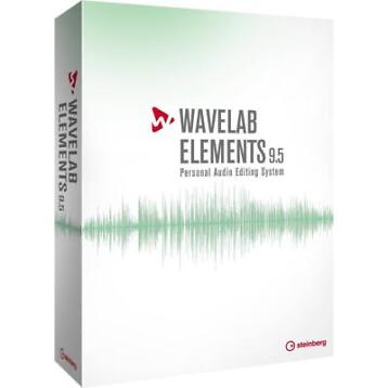 Steinberg WaveLab Elements 9.5 EDU audio editor