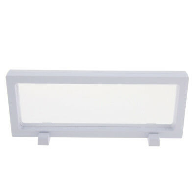 Chic Jewelry 3d Floating Display Frame Case Box Display Stand Holder 9x23cm
