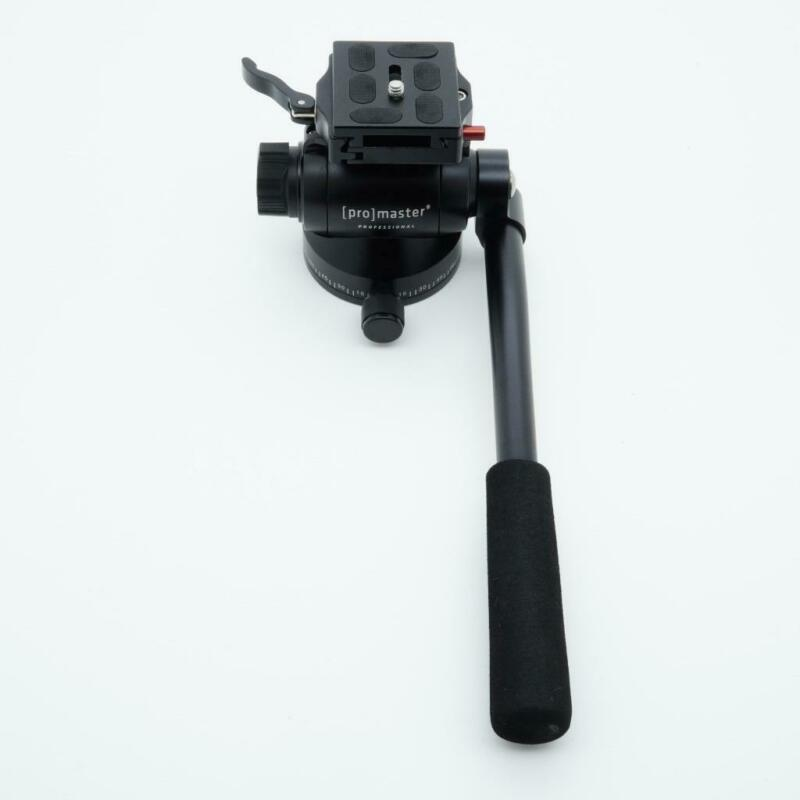 Promaster Professional FH-20 Fluid Head