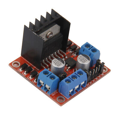 L298n Dual H Bridge Dc Stepper Motor Drive Controll Board Shield For Arduino