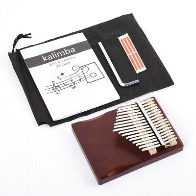 5pcs Music Lover Beginner Convenient Thumb Piano Durable Finger Piano Kids