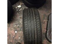 215/55/17 Bridgestone brand new tyre