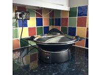 Electric wok (Moulinex)