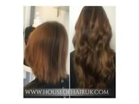 Celebrity Hair Extensions salon EAling W5