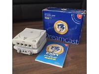 Sega Dreamcast karaoke add-on - rare!