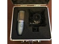 AKG Large Diaphragm Condenser Microphone Perception 220