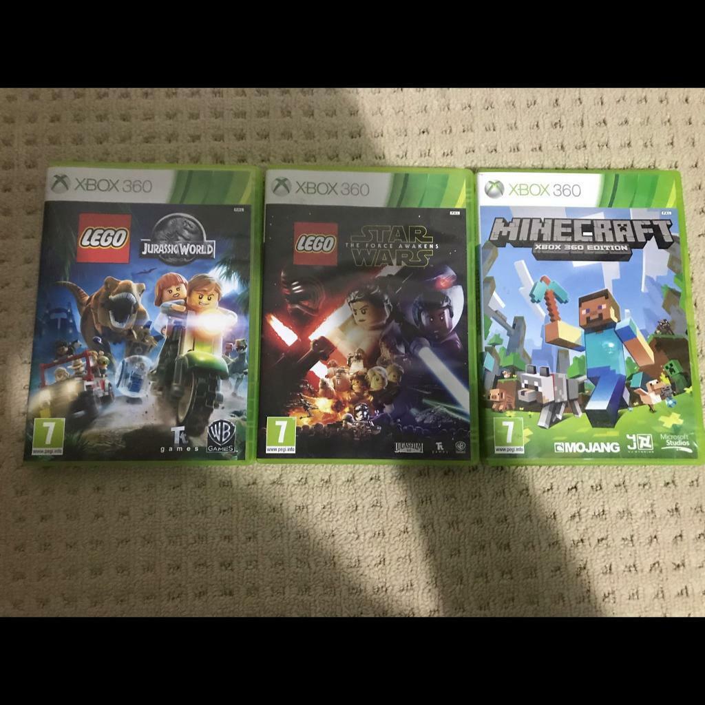 3 kids Xbox 360 games | in Penicuik, Midlothian | Gumtree