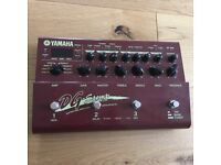 Yamaha DG Stomp guitar preamp with effects