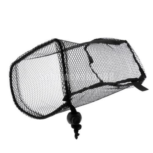 Ballsack Ballnetz Mesh Tragetasche für Tennisbälle Golfbälle