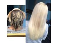 Hair loss -fine hair- damaged hair