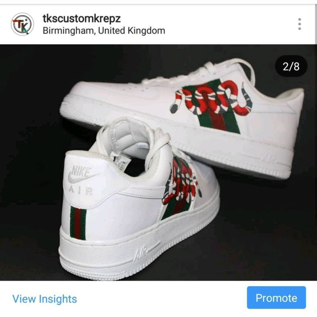 0ae633f64d95 Custom Shoes MADE TO ORDER