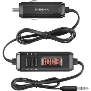 Insignia NS-M35FMT2-C Universal FM Transmitter (Open Box)