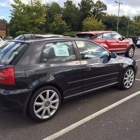 Audi A3 1.8t Rare Auto/ Leathers/FSH