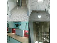 Aggys wall and floor tiling
