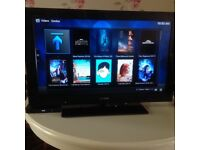 SONY. BRAVIA. KDL32cx520. Built in free view. God condition